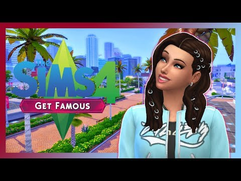 Sims 4 Get Famous - Part 11 - NEW MEDIA ROOM! |