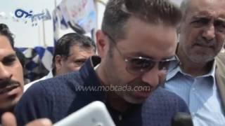 فيديو| حازم إمام عن انتخابات اتحاد الكرة: «مش مهم مين يكسب»