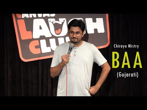 Download Baa | Gujarati Stand-Up Comedy by Chirayu Mistry