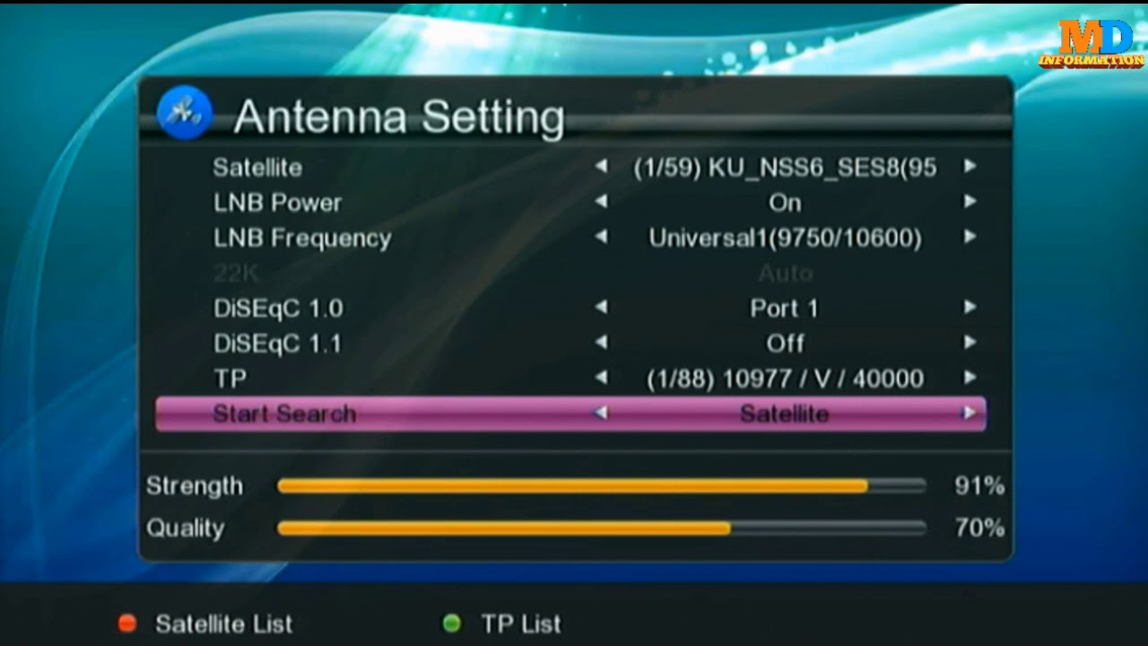 Download HOW TO AUTO SCAN SET TOP BOX AND ADD NEW CHANNELS