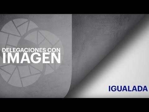 Ver en youtube el video Delegaciones con imagen - Igualada (Barcelona)
