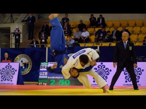 JUDO FOR THE WORLD - Magazine Almaty Grand Prix 16
