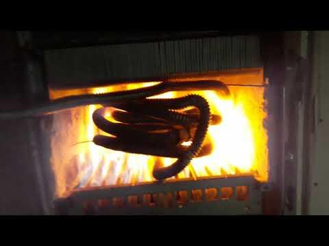 обычный газовый котел работает на водороде экономим 50% газа .
