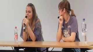 Amanda Lee Q&A Panel part 2