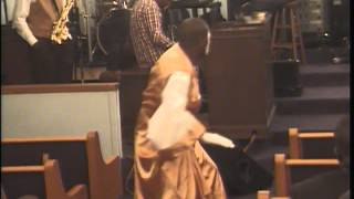 "Sawaun Blakely ""So Glad I Made It"" by Marvin Sapp"