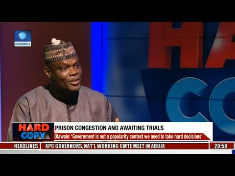 Hard Copy Examines The Administration Of Criminal Justice In Nigeria Pt 2