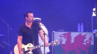 Manic Street Preachers - Peeled Apples (Sziget 2009)
