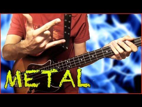 Massive Metal Bass