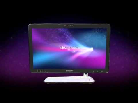Lenovo ideacentre a310 all in one pc youtube