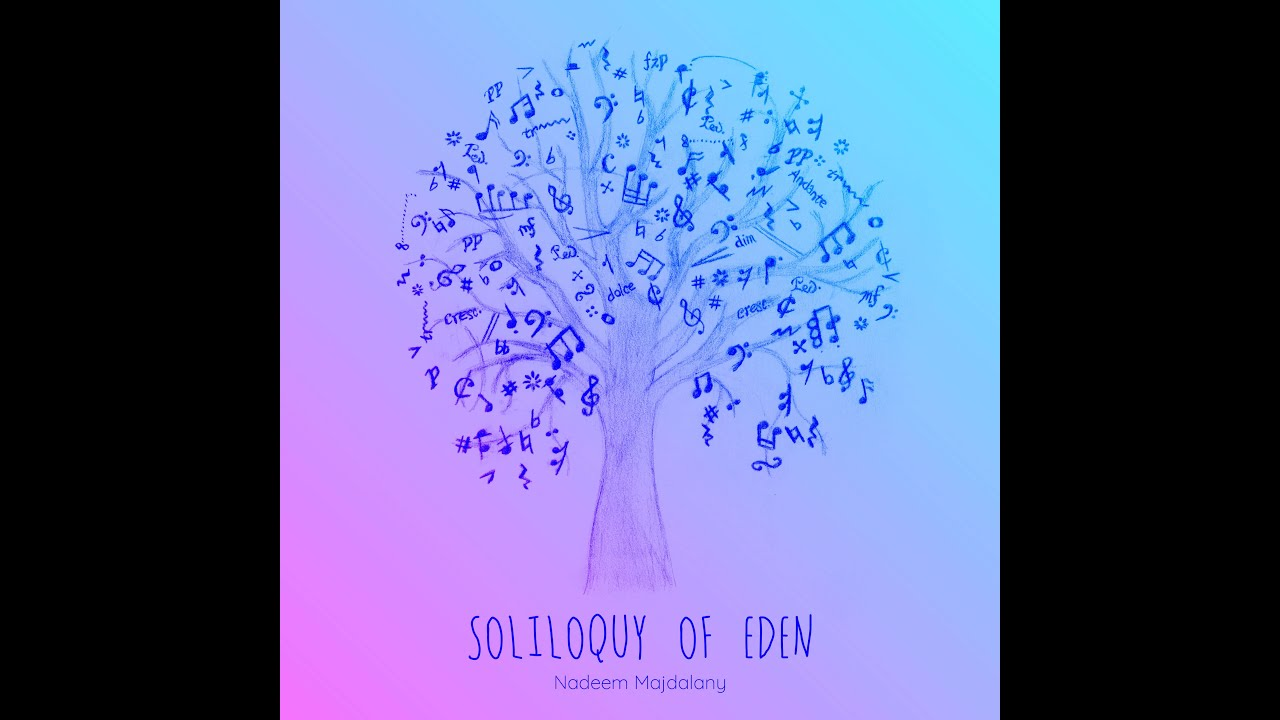 Soliloquy of Eden with album notes Literary Companion