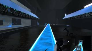 Portal 2 Coop - Doughnut by FistFlame