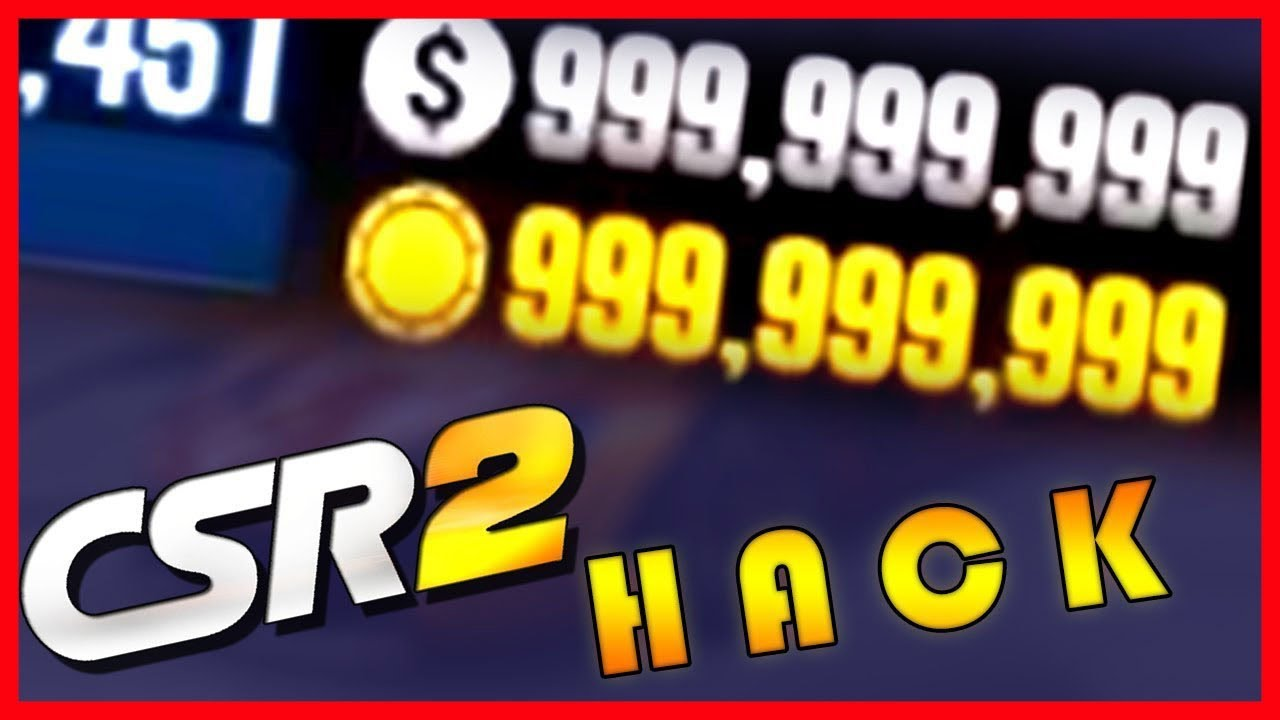 CSR RACING 2 Cheats - iOS & Android Free Money Hack 2019 [WORKING]