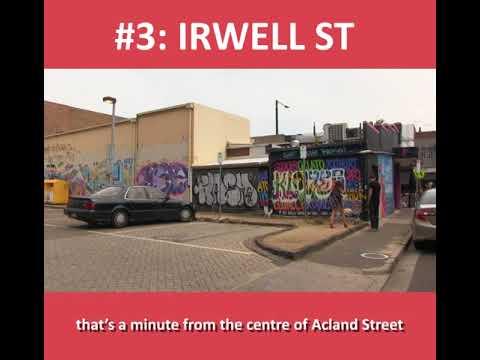 Acland Street Parking