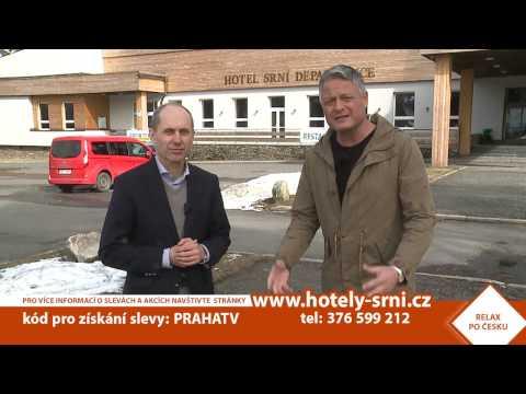 RELAX PO ČESKU - HOTEL SRNÍ