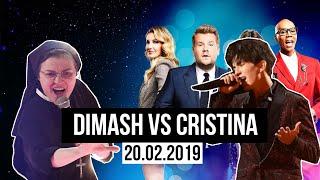 #WorldsBest Сможет ли Димаш одолеть монахиню? Кристина - соперник Димаша на второй тур!