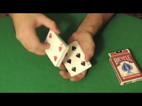 Фокусы с картами - Cool card trick - amazing effect - tutorial - Kaminskiy Vadim