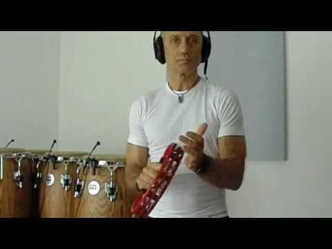 Different MEINL Tambourines - part1