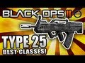 "Black Ops 2 ""TYPE 25"" - Best Class Setup (CE DIGITAL CAMO!) - Call of Duty BO2 Multiplayer Gameplay"