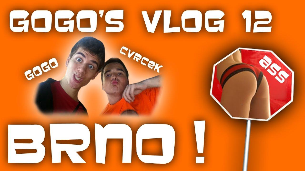 GoGo's Vlog Number_12 [Slovensky] - S Cvrčkom v Brne !
