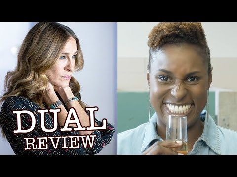 HBO Shows Reviewed, Insecure, Divorce - Sarah Jessica Parker, Issa Rae