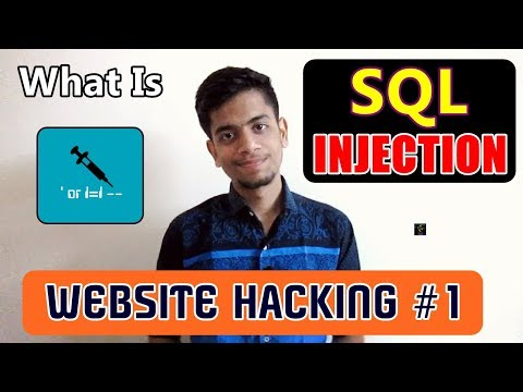 [HINDI] What Is SQL Injection? | Mechanism And Threats Explained