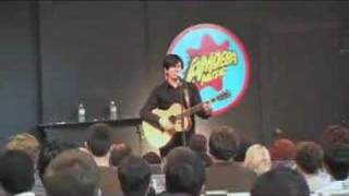 the Mountain Goats - Live At Amoeba (part 1)