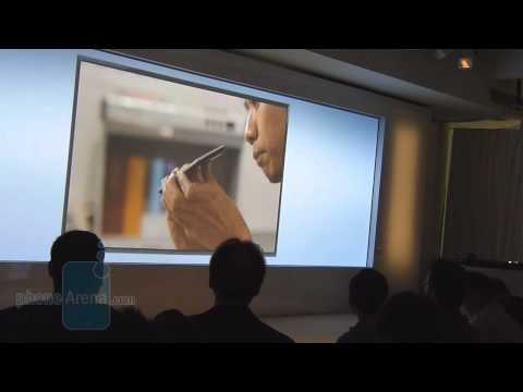 HTC EVO 4G LTE launch event