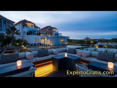 Amatara Wellness Resort, Panwa Beach, Thailand - 5 star hotel