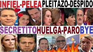 PATO BORGHETTI ODALYS RAMIREZ VENTANEANDO EPN TV AZTECA PAOLA ROJAS CEA TELEVISA EDWIN LUNA