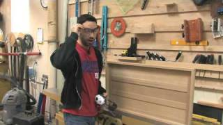 84 - How To Build A Steamer Trunk (part 3 Of 4)