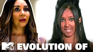The Evolution of Snooki | Jersey Shore