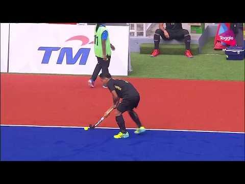 Singapore 2  beat Thailand 1 Mens hockey Bronze medal match SEA Games Kl 2017