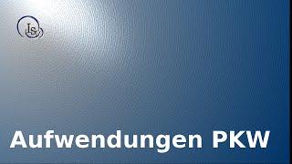 Steuererklärung bei Selbständigkeit: der PKW