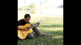 Guitar Instrumen - Hujanlah Turun Pulo - (Cover) RD. JERBO