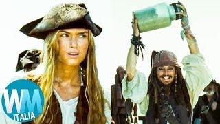 Top 10 MIGLIORI SCENE IMPROVVISATE nei FILM!