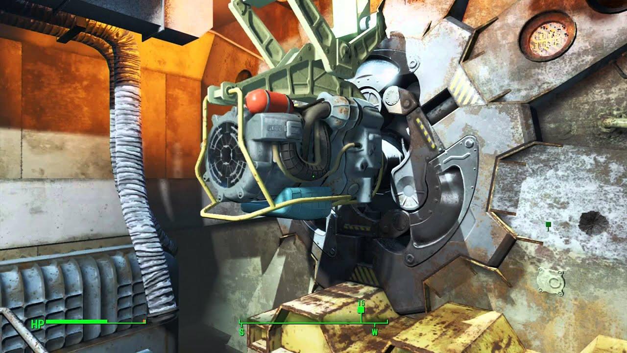 Fallout Vault Door fallout 4 - leaving vault 111 and opening vault door - youtube