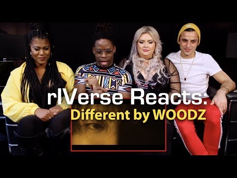 RIVerse Reacts: Different By WOODZ - M/V Reaction