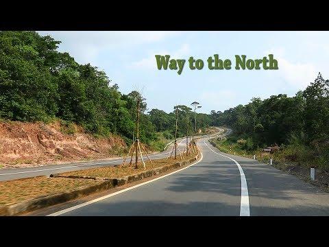 Vietnam : Phu Quoc island - Way to the north | Đường đi Bắc đảo Phú Quốc