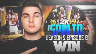 FINALLY facing a GOD SQUAD! NBA 2K19 SPIN TO WIN // S2E6