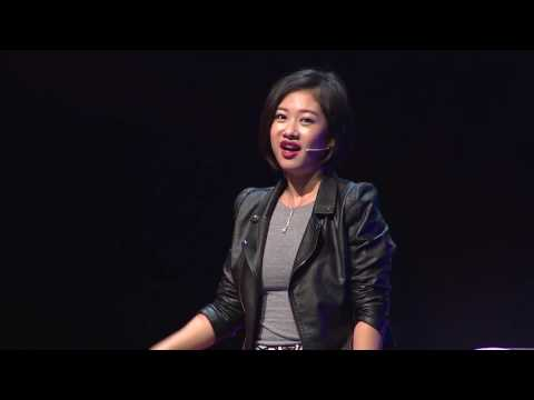 Use Your Difference to Make An Impact | Pocket Sun | TEDxShanghaiWomen