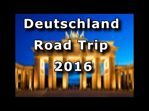Road Trip Through Germany/Poland