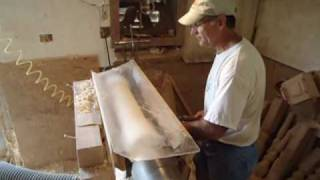 Free Hand Lathe Turning By Kenny Hunt