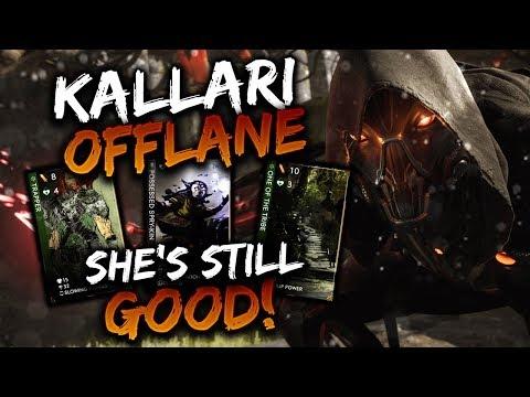 Paragon Kallari Gameplay - SHE'S STILL GOOD!!