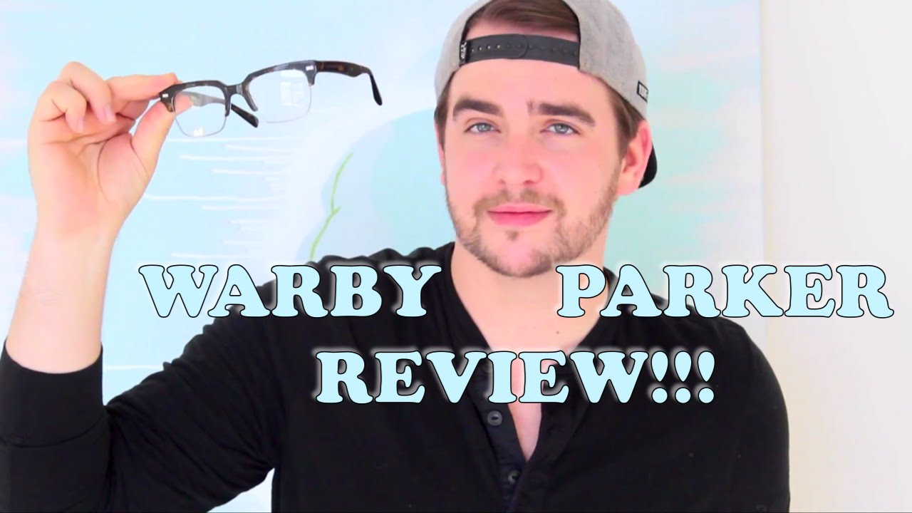 1475722a42 Warby Parker Review - YouTube