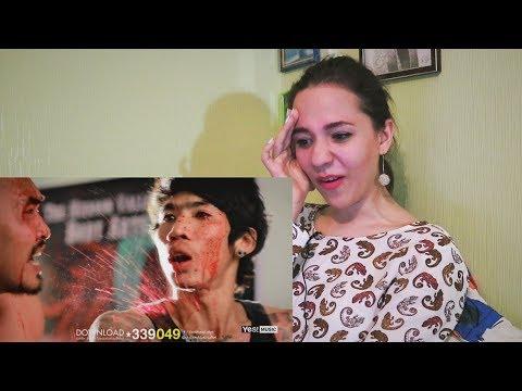 Ukrainian Girl Reacts To Thai Music! อย่ามโน: Gybzy Baitoey; กระแต กระต่าย อาร์ สยาม