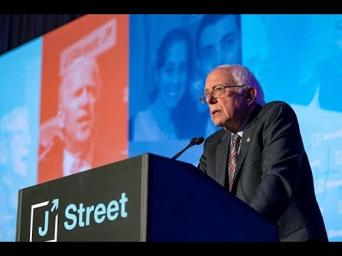 Senator Bernie Sanders Addresses J Street's 2018 National Conference