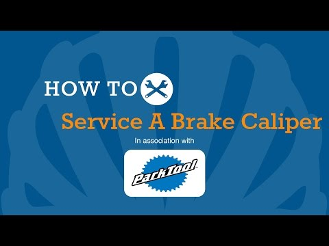 How To Service A Disc Brake Caliper