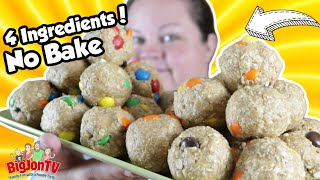 No Bake Peanut Butter Balls || What's Cookin' Wednesday