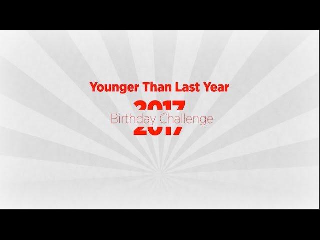 Birthday Challenge 2017: Recap Video