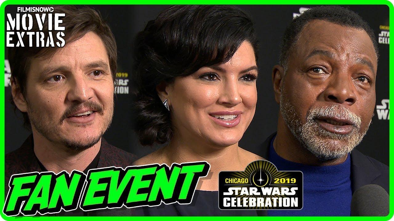 THE MANDALORIAN | Star Wars Celebration 2019 - Cast & Crew Interviews